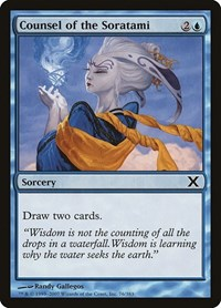 Counsel of the Soratami, Magic: The Gathering, 10th Edition