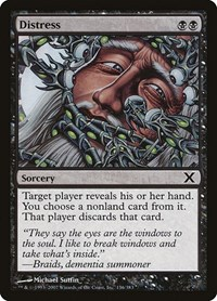 Distress, Magic: The Gathering, 10th Edition
