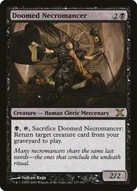 Doomed Necromancer, Magic, 10th Edition