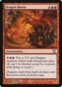 Dragon Roost, Magic, 10th Edition