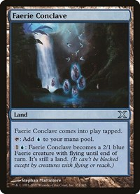 Faerie Conclave, Magic: The Gathering, 10th Edition