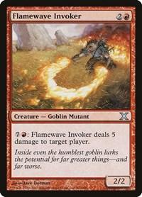 Flamewave Invoker, Magic, 10th Edition