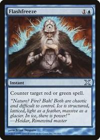 Flashfreeze, Magic: The Gathering, 10th Edition