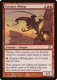 Furnace Whelp, Magic: The Gathering, 10th Edition
