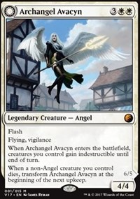 Archangel Avacyn, Magic: The Gathering, From the Vault: Transform