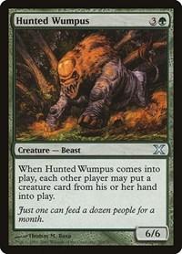 Hunted Wumpus, Magic: The Gathering, 10th Edition