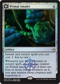 Primal Amulet, Magic: The Gathering, Buy-A-Box Promos
