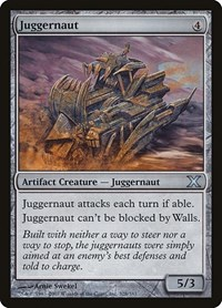 Juggernaut, Magic: The Gathering, 10th Edition
