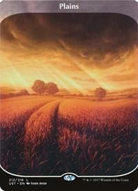 Plains, Magic: The Gathering, Unstable