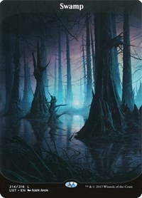 Swamp, Magic: The Gathering, Unstable
