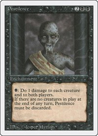 Pestilence, Magic: The Gathering, Revised Edition