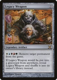 Legacy Weapon, Magic: The Gathering, 10th Edition