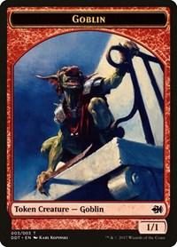 Goblin Token, Magic: The Gathering, Duel Decks: Merfolk vs. Goblins