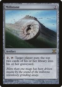 Millstone, Magic, 10th Edition