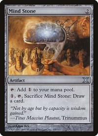 Mind Stone, Magic: The Gathering, 10th Edition