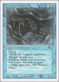 Phantom Monster, Magic: The Gathering, Revised Edition