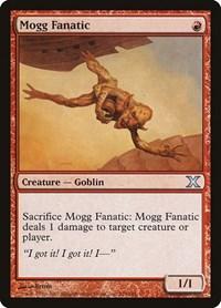 Mogg Fanatic, Magic: The Gathering, 10th Edition