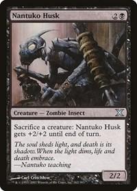 Nantuko Husk, Magic, 10th Edition
