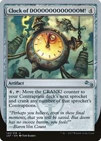 Clock of DOOOOOOOOOOOOM!, Magic: The Gathering, Unstable