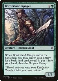 Borderland Ranger, Magic: The Gathering, Explorers of Ixalan