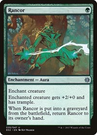 Rancor, Magic: The Gathering, Explorers of Ixalan