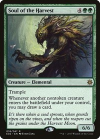 Soul of the Harvest, Magic: The Gathering, Explorers of Ixalan