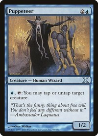 Puppeteer, Magic: The Gathering, 10th Edition