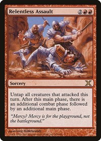 Relentless Assault (Foil)