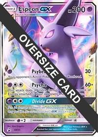 Espeon GX - SM35 (SM Black Star Promos), Pokemon, Jumbo Cards