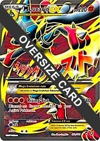 M Lucario EX - 55a (Furious Fists), Pokemon, Jumbo Cards
