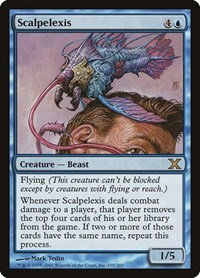 Scalpelexis, Magic: The Gathering, 10th Edition