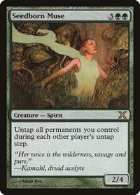 Seedborn Muse, Magic, 10th Edition