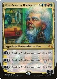 Urza, Academy Headmaster (Foil)