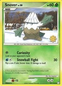 Snover, Pokemon, Countdown Calendar Promos