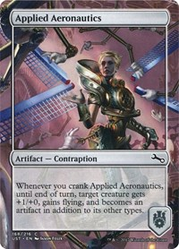 Applied Aeronautics, Magic: The Gathering, Unstable