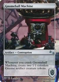 Gnomeball Machine, Magic: The Gathering, Unstable