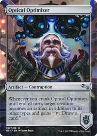 Optical Optimizer, Magic, Unstable