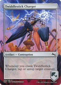 Twiddlestick Charger, Magic, Unstable