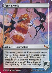 Faerie Aerie, Magic: The Gathering, Unstable