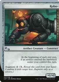 Robo-, Magic: The Gathering, Unstable