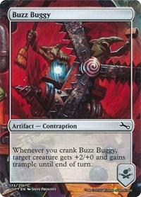 Buzz Buggy, Magic: The Gathering, Unstable
