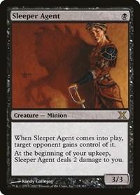 Sleeper Agent, Magic: The Gathering, 10th Edition