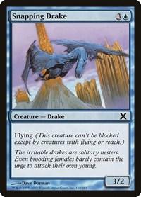 Snapping Drake, Magic: The Gathering, 10th Edition