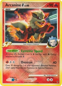Arcanine G - 15/147 (League Promo), Pokemon, League & Championship Cards