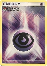Psychic Energy (2009 Unnumbered POP Promo), Pokemon, League & Championship Cards