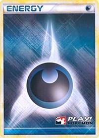 Darkness Energy (2010 Play! Pokemon Promo), Pokemon, League & Championship Cards