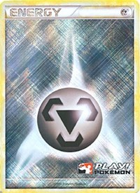 Metal Energy (2010 Play! Pokemon Promo), Pokemon, League & Championship Cards