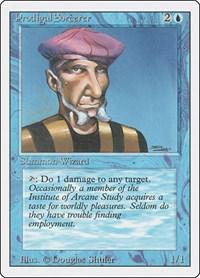Prodigal Sorcerer, Magic: The Gathering, Revised Edition