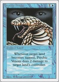 Psychic Venom, Magic, Revised Edition