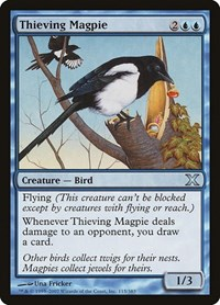 Thieving Magpie, Magic: The Gathering, 10th Edition
